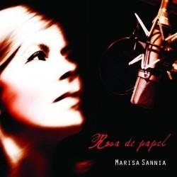 CD MARISA SANNIA ROSA DE PAPEL 8021750813926