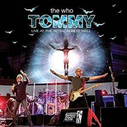 CD THE WHO TOMMY LIVE AT THE ROYAL ALBERT HALL 5034504168022