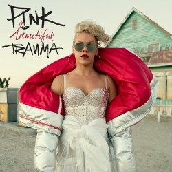 CD PINK BEAUTIFUL TRAUMA 889854746926
