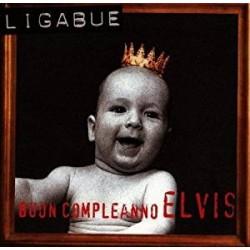 CD LIGABUE BUON COMPLEANNO ELVIS 706301182321
