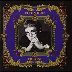 CD ELTON JOHN THE ONE 731451236020