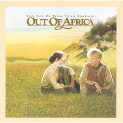 CD MUSIC FROM THE MOTION PICTURE SOUNDTRACK OUT OF AFRICA 076732615829