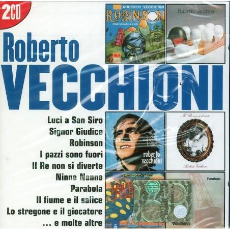 CD Roberto Vecchioni- i grandi successi (doppio album ) 5051442784121