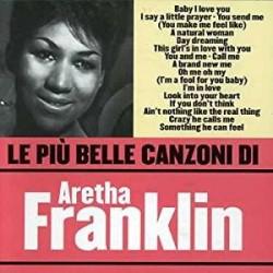 CD LE PIU' BELLE CANZONI DI ARETHA FRANKLIN 081227257651