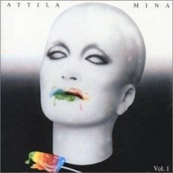 CD MINA ATTILA VOL. 1 077779028023