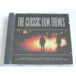 CD THE CLASSIC FILM THEMES