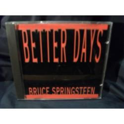 CD BRUCE SPRINGSTEEN BETTER DAYS