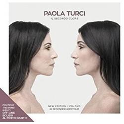 CD PAOLA TURCI IL SECONDO CUORE 5054197914829