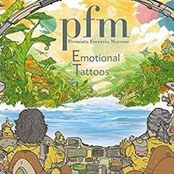 CD PFM EMOTIONAL TATTOOS 889854737122