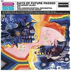 CD THE MOODY BLUES DAYS OF FUTURE PASSED 602567008972