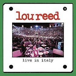 CD LOU REED LIVE IN ITALY REMASTERED EDITION 190758006024