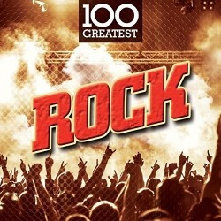 CD 100 Greatest Rock BOX 5 CD