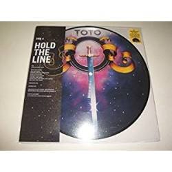 LP TOTO HOLD THE LINE/ALONE 889854802516