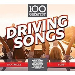 CD 100 GREATEST DRIVING SONGS 190295734442