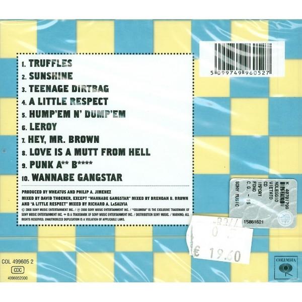 CD Wheatus- omonimo wheatus 5099749960527