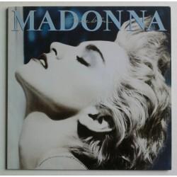 "LP Madonna ""True Blue"" 12"" vinile"