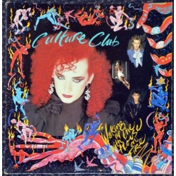 LP CULTURE CLUB WALKING UP WITH THE HOUSE ON FIRE