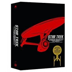 DVD STAR TREK COLLECTION 5053083142117