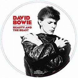 "LP 45 GIRI 7"" DAVID BOWIE BEAUTY AND THE BEAST 190295740566"