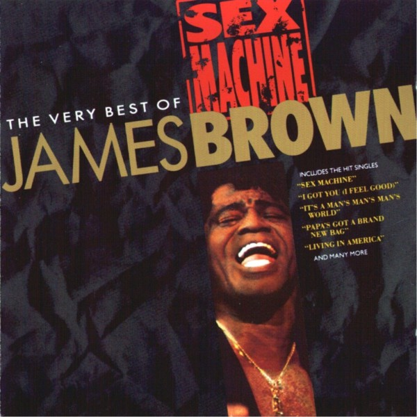 CD James Brown- sex machine 602498313411