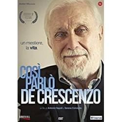 DVD COSI' PARLO' DE CRESCENZO 8057092020302
