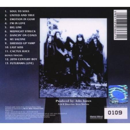 CD Bang Tango- dancin' on coals 008811019624