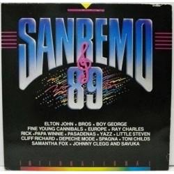 LP SANREMO '89 INTERNATIONAL 042284016018