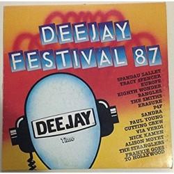 LP DEEJAY FESTIVAL 87