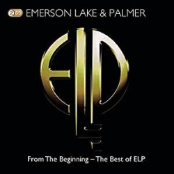 CD EMERSON LAKE & PALMER FROM THE BEGINNING THE BEST OF ELP 886978953421
