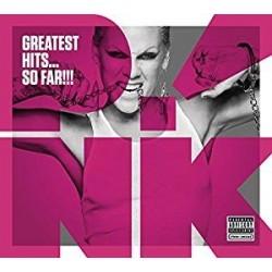 CD P!NK GREATEST HITS...SO FAIR!!! 886978065728