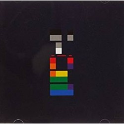 CD COLDPLAY X & Y 9340650016602