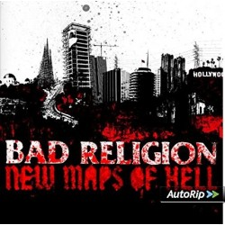 CD BAD RELIGION NEW MAPS OF HELL 045778686322