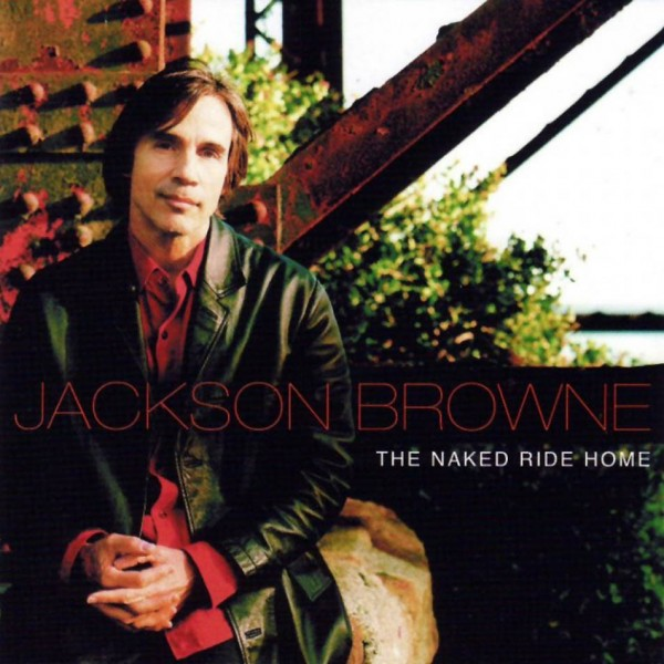 CD Jackson Browne- the naked ride home 075596279321
