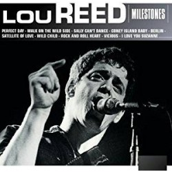 CD LOU REED MILESTONES 888430043725