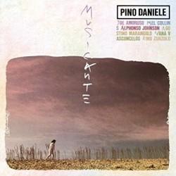 LP PINO DANIELE MUSICANTE EDIZIONE RIMASTERIZZATA 2018 5054197931819