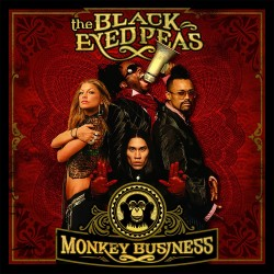 CD The Black Eyed Peas- monkey business 602498822289