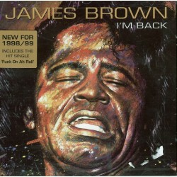 CD James Brown- i'm back 5034504105423
