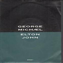"LP 12"" GEORGE MICHAEL ELTON JOHN DON'T LET THE SUN GO DOWN ON ME 5099765764666"