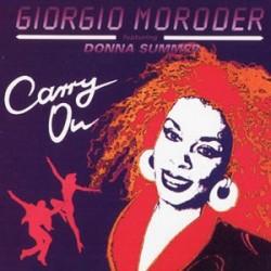 "LP 12"" GIORGIO MORODER FT DONNA SUMMER CARRY ON 724389009064"
