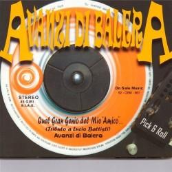 CD AVANZI DI BALERA QUEL GRAN GENIO DEL MIO AMICO 8051766035777