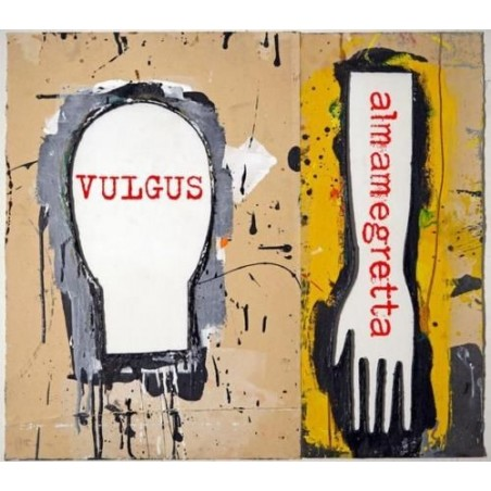 CD Almamegretta-vulgus 4029758894026