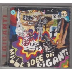 CD I GIGANTI MILLE IDEE DEI GIGANTI 8051766035654