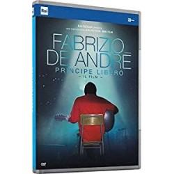 DVD FABRIZIO DE ANDRE' PRINCIPE LIBERO 8054317080660
