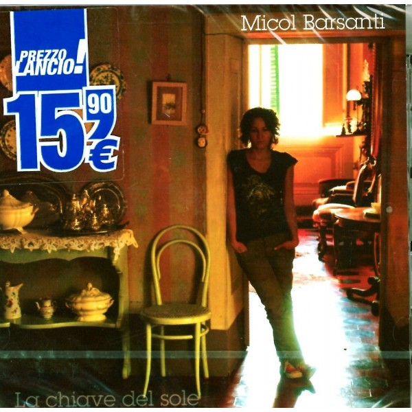 CD Micol Barsanti- la chiave del sole