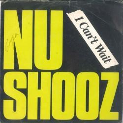 "LP 45 GIRI 7"" NU SHOOZ I CAN'T WAIT"