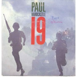 "LP 45 GIRI 7"" PAUL HARDCASTLE 19"