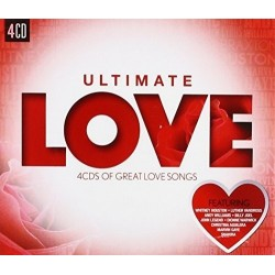 CD ULTIMATE LOVE 888750855725