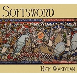 CD RICK WAKEMAN SOFTSWORD 5013929455245