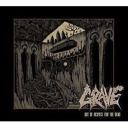 CD GRAVE OUT OF RESPECT FOR THE DEAD 5051099860100