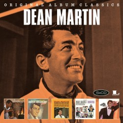 CD DEAN MARTIN ORIGINAL ALBUM CLASSICS 888751080720